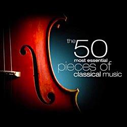 50 músicas clássicas mais essenciais