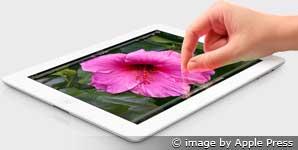 O novo iPad