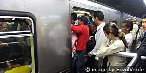 O que podemos aprender andando de metrô