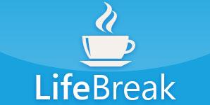 Conheça meu novo site: LifeBreak
